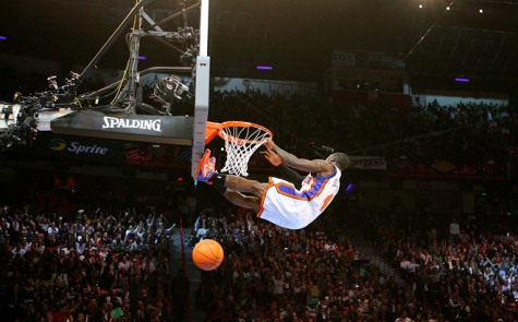 nate robinson dunk contest