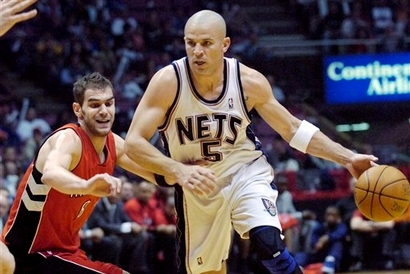 jason kidd raptors nets